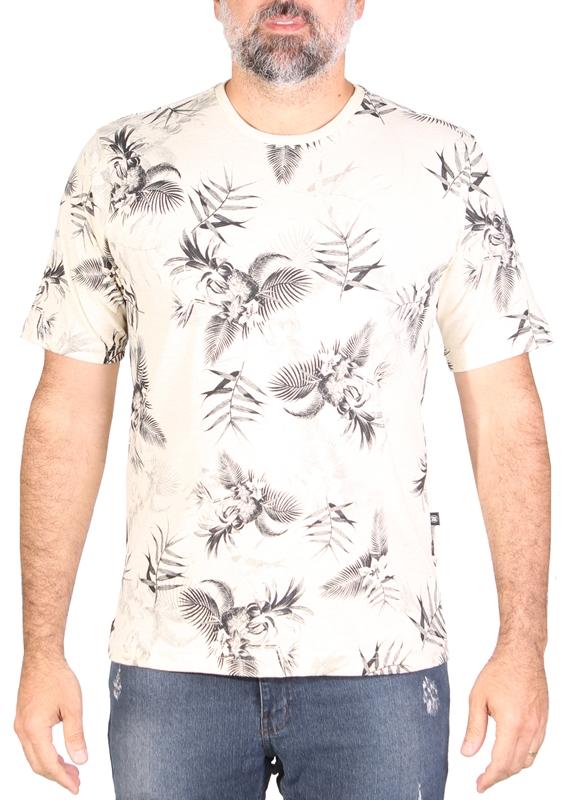 Camiseta Flourish Rikwil
