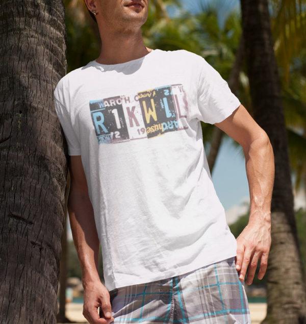 Camiseta Plates Rikwil