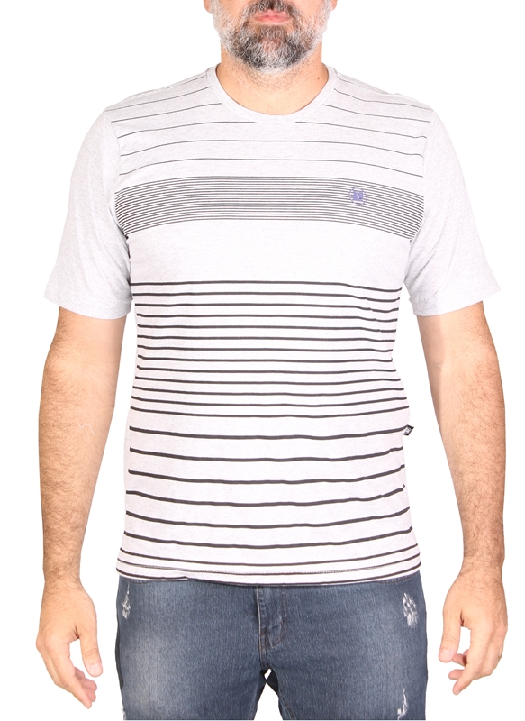 Camiseta Stripes Rikwil