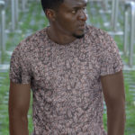 Camiseta Masculina Flowery Rikwil