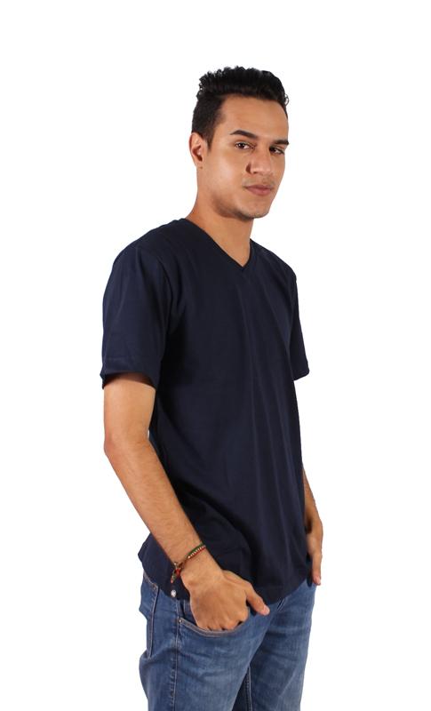 Camiseta V Basic