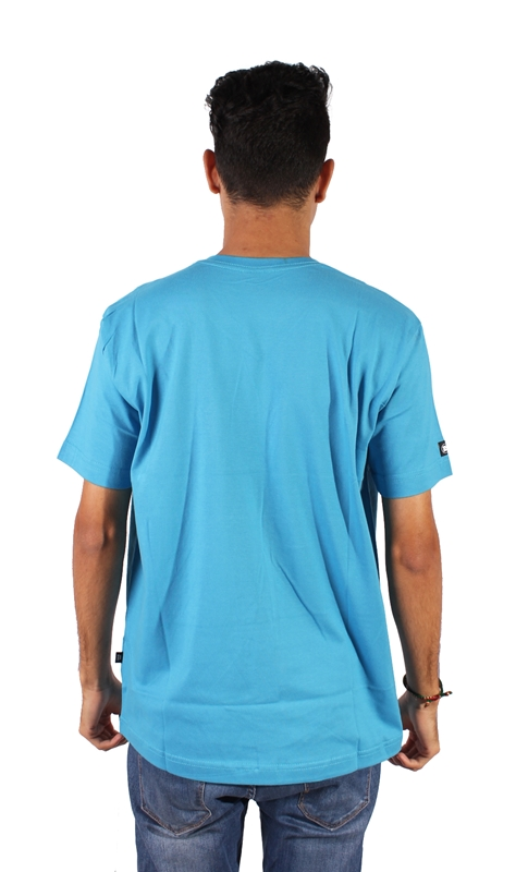 Camiseta V Blue - Rikwil