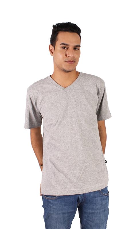 Camiseta V Grey